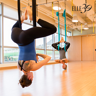FLEX STUDIO AERIAL YOGA
